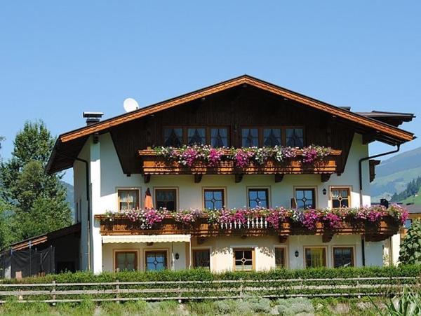 Fotos do Hotel: Ferienwohnung Rahm, Schwendau