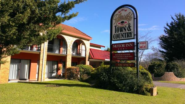 Fotos do Hotel: Idlewilde Town & Country Motor Inn, Pambula