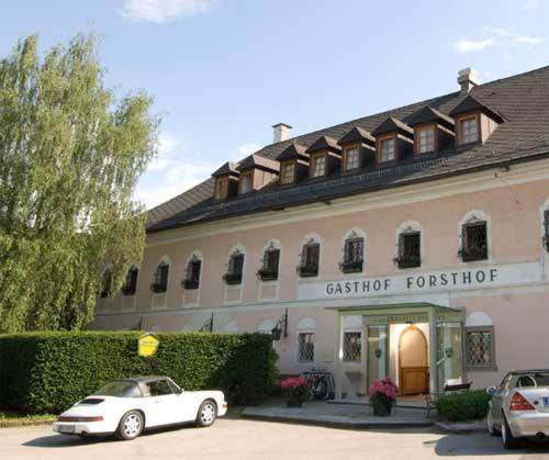 ホテル写真: Landhotel Forsthof, Sierning