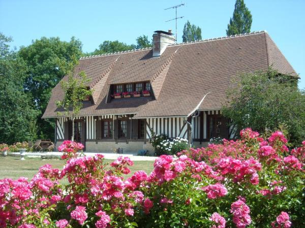 Hotel Pictures: Chambre d'hôtes les Charmes, Saint-Pierre-Azif