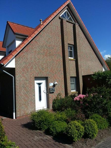 Hotel Pictures: Ferienhaus Wattenmeer, Dornumersiel