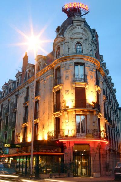 Hotel Pictures: Hôtel Restaurant Le Regina, Le Puy en Velay