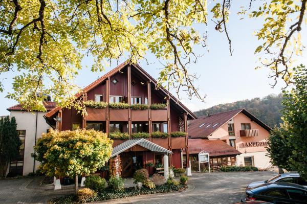 Hotelbilleder: Restaurant & Landhotel Winter, Gomadingen