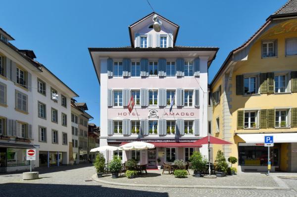 Hotel Pictures: Hotel Amadeo, Zofingen