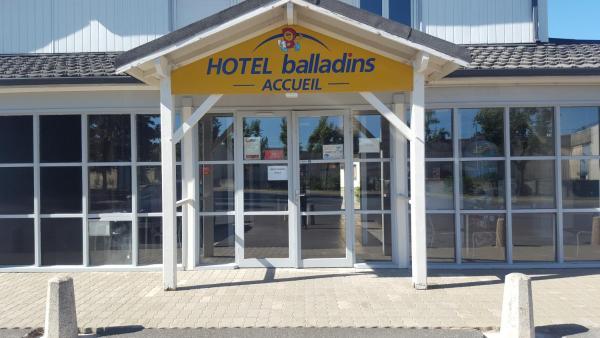 Hotel Pictures: Hôtel balladins Vigneux-sur-Seine, Vigneux-sur-Seine