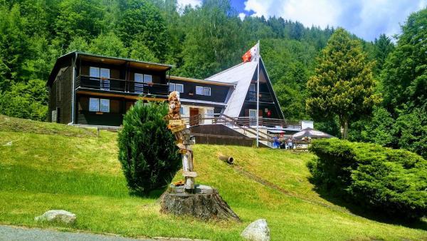 Hotel Pictures: Chata Stribrny potok, Kraslice