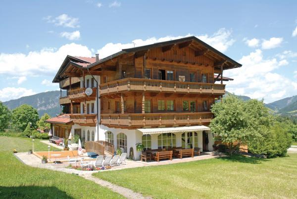 Fotografie hotelů: Pension Luzenberg, Auffach