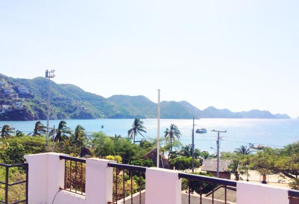 Hotel Pictures: San Marcos Taganga, Taganga