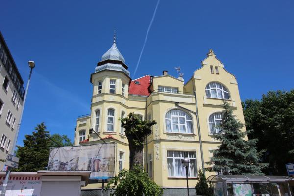 Fotos de l'hotel: Villa Amadea, Międzyzdroje