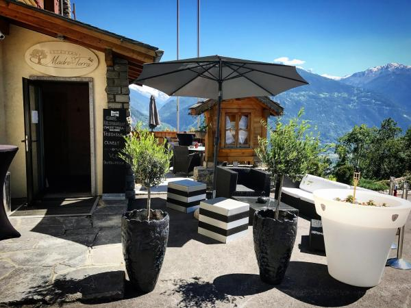Hotel Pictures: Hotel Restaurant Panorama, Crans-Montana