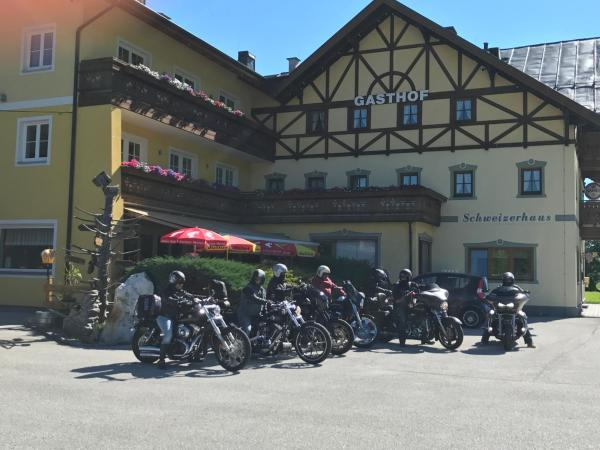 酒店图片: Hotel Gasthof Schweizerhaus, 斯塔费顿