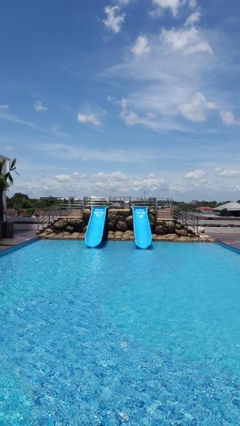 Hotellikuvia: M Condominium @ Larkin Johor Bahru, Johor Bahru