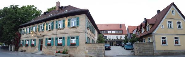 Hotel Pictures: Gasthof Schiller bei Bamberg, Wernsdorf