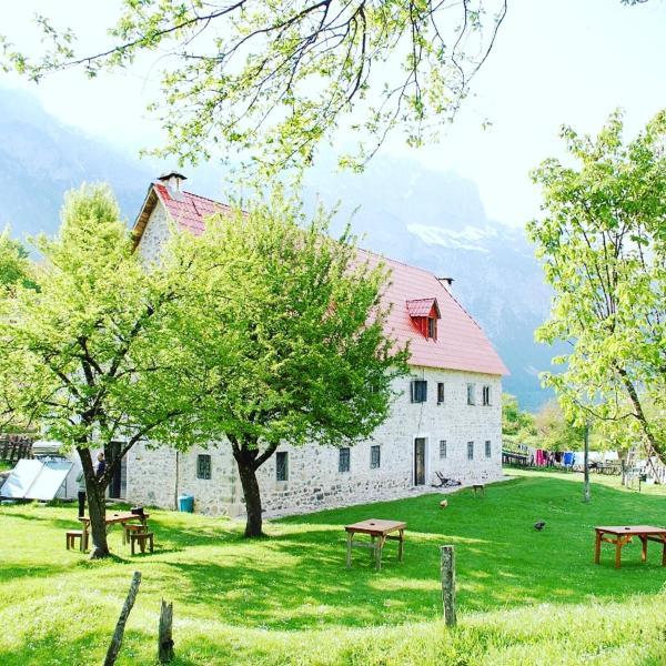 Fotos del hotel: Guesthouse Dritan Tethorja, Theth