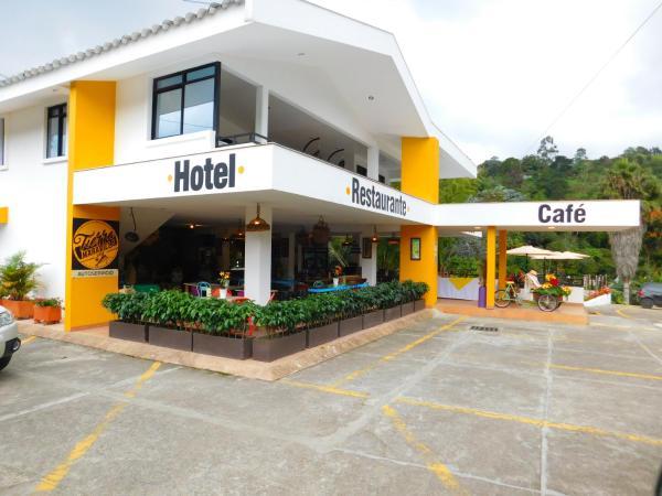 Hotel Pictures: Hotel Tierra Maravilla, Boquía