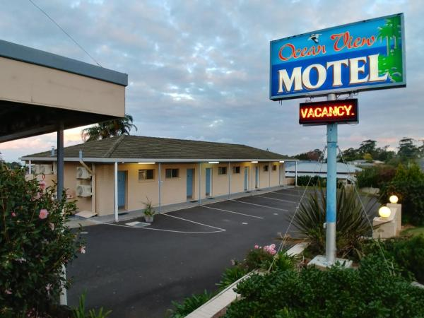 Hotel Pictures: Mollymook Ocean View Motel, Mollymook