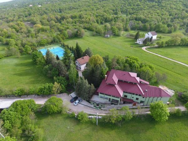 Zdjęcia hotelu: Guesthouse Zlatni Dol, Goranci
