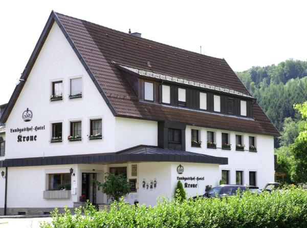 Hotel Pictures: Landgasthof-Hotel Krone Sindringen, Sindringen