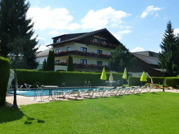 Fotografie hotelů: Hotel Weismann, Sankt Georgen im Attergau