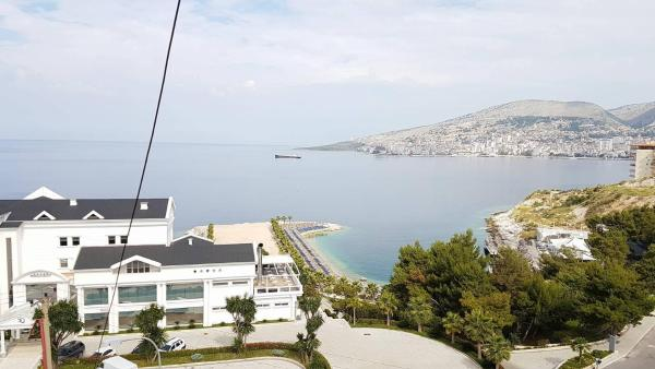 Foto Hotel: Saranda Sea View Apartments, Gjashtë