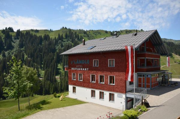 Hotellbilder: Ländle Hotel, Damuls