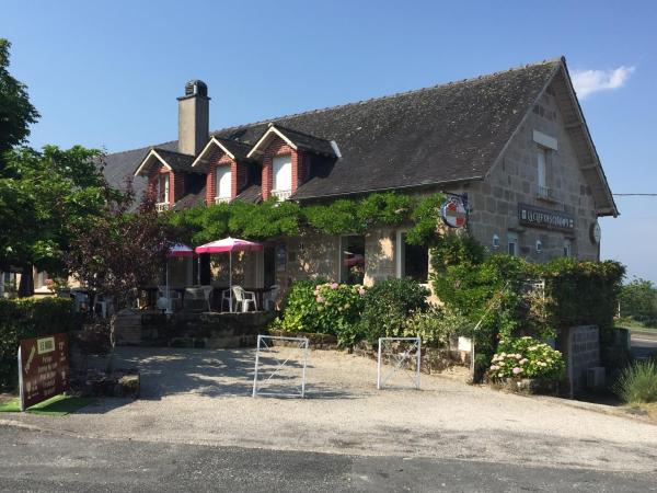 Hotel Pictures: Hôtel La Clef des Champs, Jugeals-Nazareth