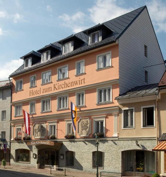 Фотографии отеля: Hotel zum Kirchenwirt, Мариацелль