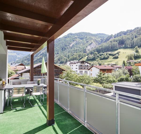 Hotellikuvia: Alpenapartments, Ried im Oberinntal