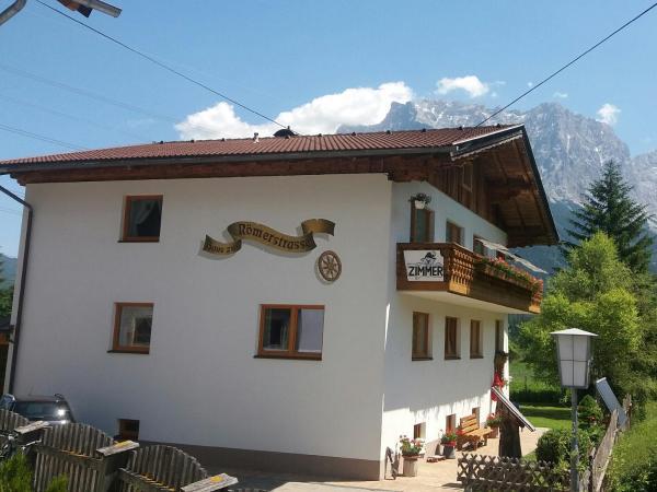 Hotellikuvia: Haus zur Römerstrasse, Biberwier