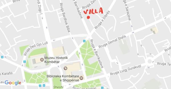 Hotellikuvia: Villa Center, Tirana
