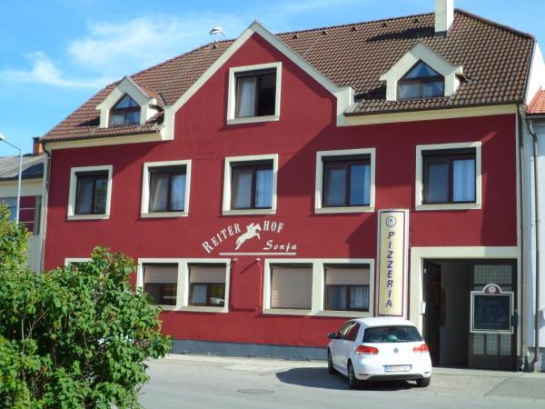 Hotelbilleder: Reiterhof Sonja, Apetlon