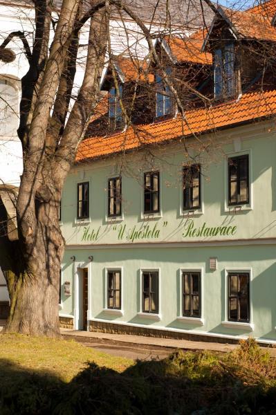 Hotel Pictures: Hotel U Apoštola, Jevíčko