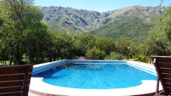 Foto Hotel: Cabañas de los Comechingones, Merlo