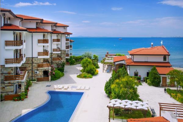 Zdjęcia hotelu: Robinson VIP Apartmets, Elenite