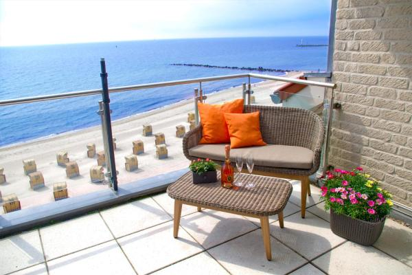 Hotel Pictures: Turm-Appartement, Fehmarn