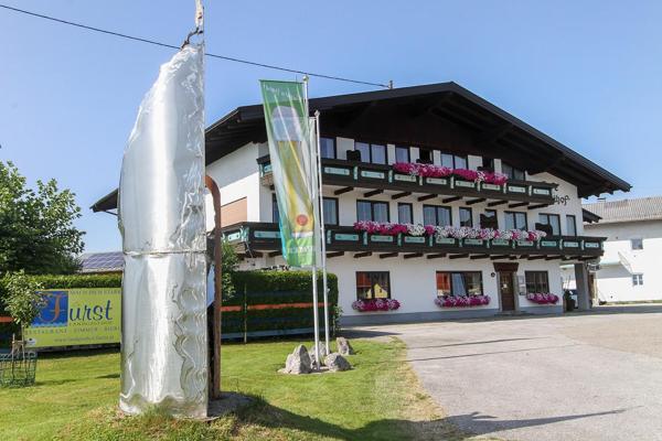 Hotelbilleder: Landgasthof Fürst, Mattsee