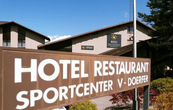 Hotel Pictures: Hotel Sportcenter Fünf Dörfer, Zizers