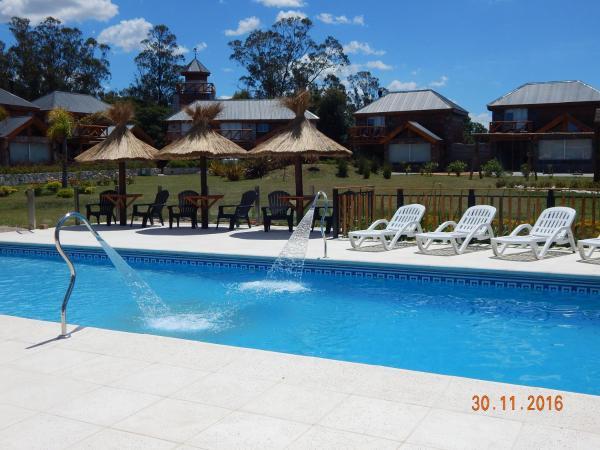 Hotellikuvia: Cabañas Antulafken, La Estafeta