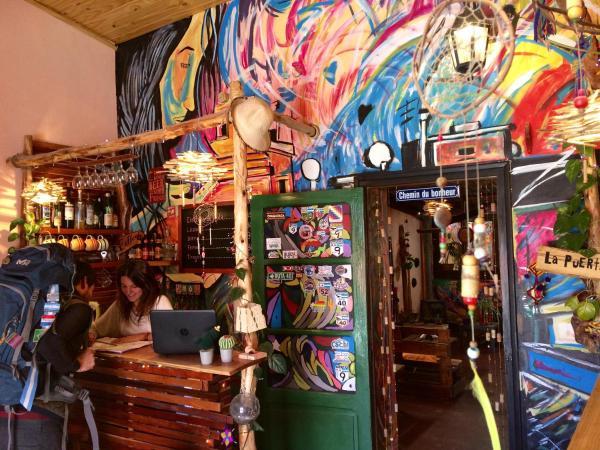 Hotellikuvia: La Puerta Verde Hostel & Bar, Humahuaca