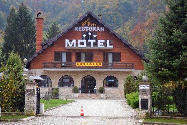 Foto Hotel: Motel Amer Pier, Doboj