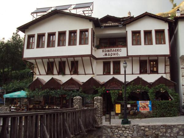 Fotografie hotelů: Mario Hotel & Complex, Melnik