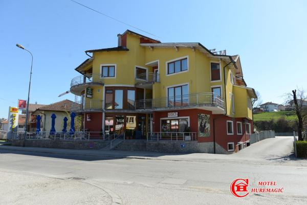 Fotos do Hotel: Motel Huremagic, Cazin