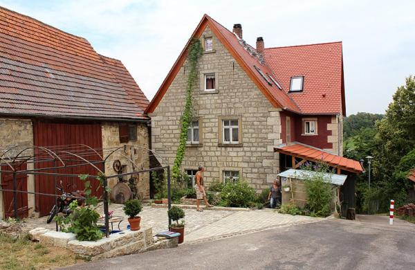 Hotel Pictures: Ferienwohnungen Taubenschlag, Creglingen