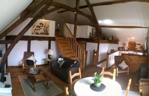 Hotel Pictures: The Barn at Vijon, Vijon