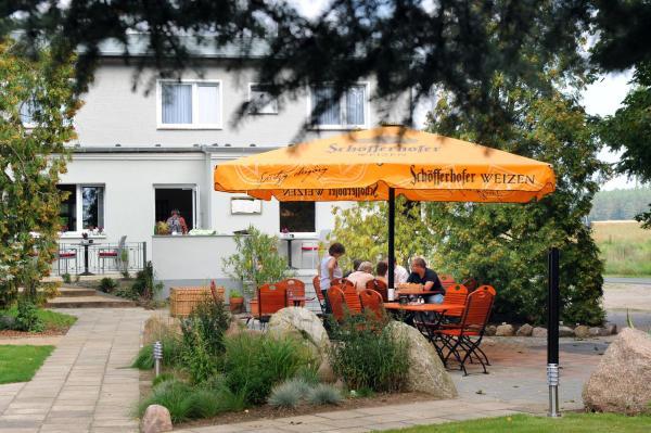 Hotelbilleder: Hotel Zum Birkenhof, Burow