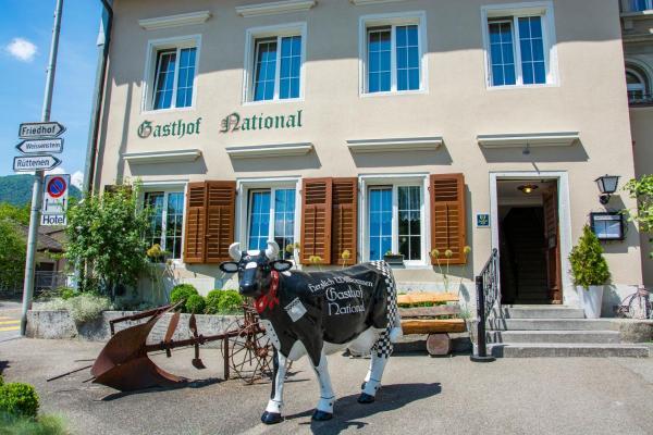 Hotel Pictures: Gasthof National, Langendorf