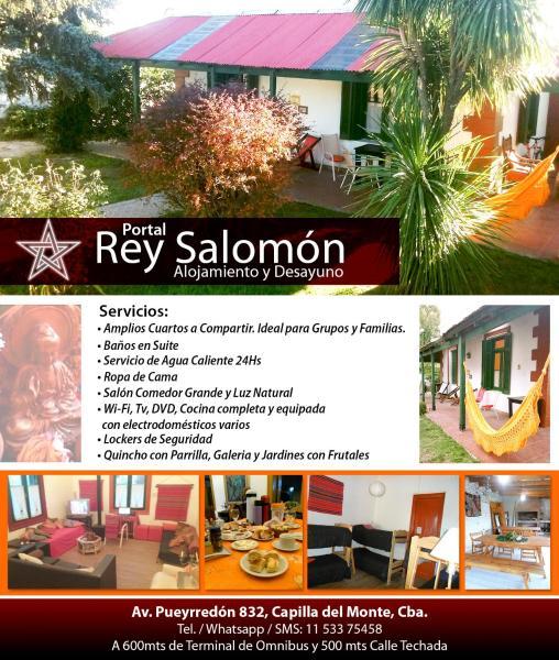 Fotografie hotelů: Portal Rey Salomon, Capilla del Monte