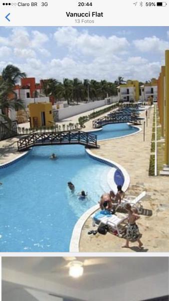 Hotel Pictures: Paraíso de maracajau 1, Maxaranguape