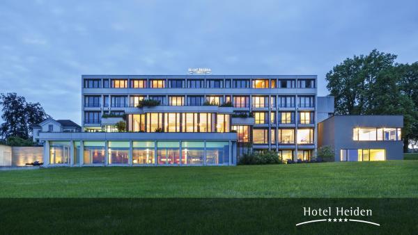 Hotel Pictures: Hotel Heiden Swiss Quality, Heiden