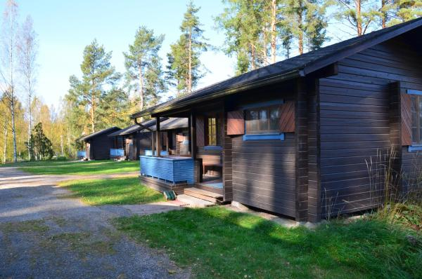 Hotel Pictures: Rauhalahti Holiday Centre Cottages, Kuopio